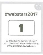 trashpack Sticker 21-Panini-webstars 2017-Sr